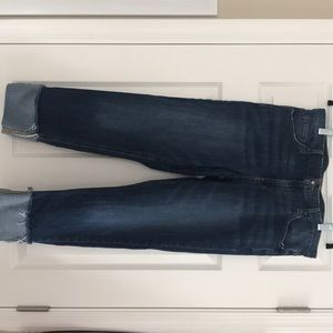Joe's jeans - the Smith cropped - size 32